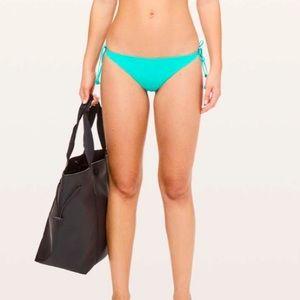 NWT- Lululemon Sun Soaker Bikini Bottoms